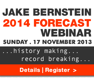 JAKE BERNSTEIN | 2014 Annual Forecast  - Client Price -  $249