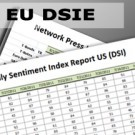 Daily Sentiment Index: EU (DSIE) [26 Week Subscription]