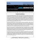 Jake Bernstein: Weekly Trading Letter [26 Week Subscription]