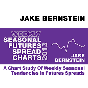 Weekly Seasonal Futures Spread Charts : 2013 Edition