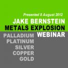 Metals Explosion Webinar - Non-Client
