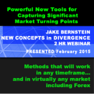 New Concepts in Divergence Webinar - Non-Client