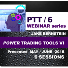 Power Trading Tools VI Webinar Series - Non-Client
