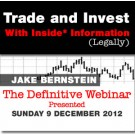 Trade and Invest with Inside* Information (Legally) - Client