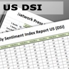 Daily Sentiment Index: US (DSI) [1 Year Subscription]